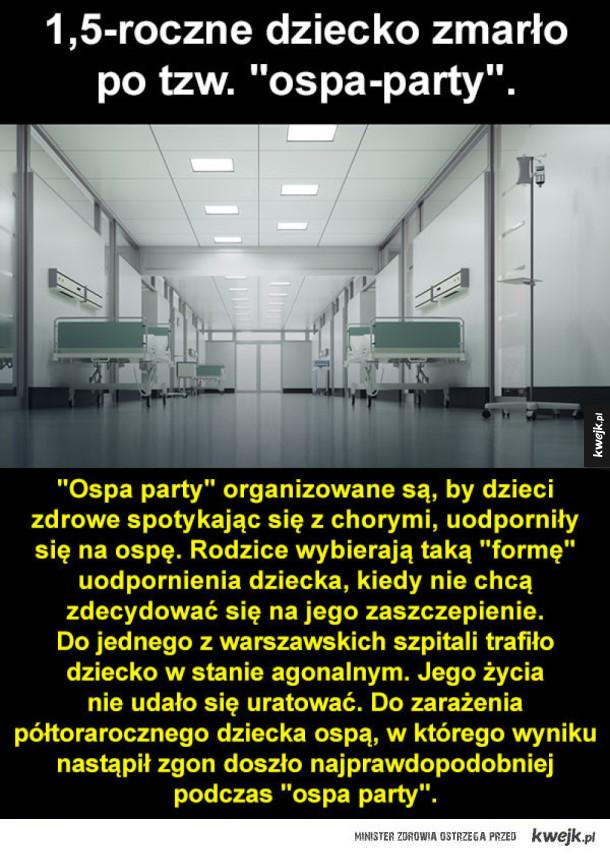 Ospa party