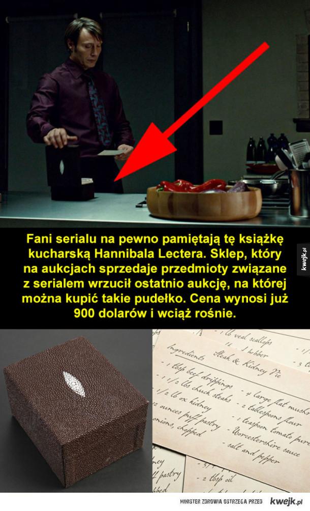 Coś dla fanów Hannibala!