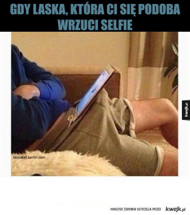 Selfie stick?