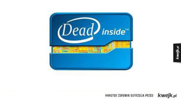 You're dead already...