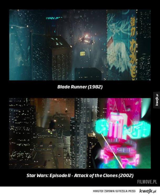 Wpływ Łowcy Androidów na kino sci-fi