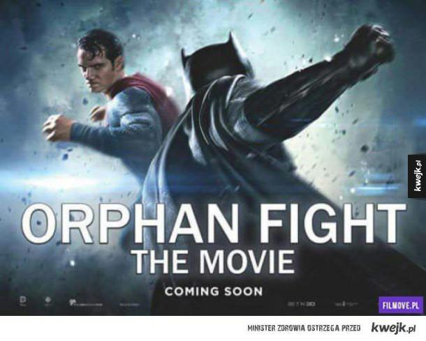 Batman v Superman: wojna sierot