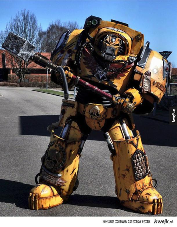 Warhammer 40.000 cosplay