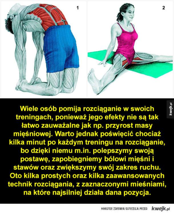 Korzyści ze stretchingu