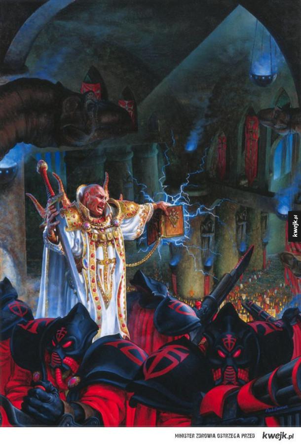 Kroniki Mutantów na grafikach Paula Bonnera