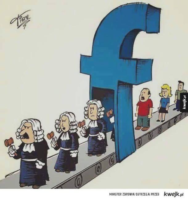 fejsbukowy sąd