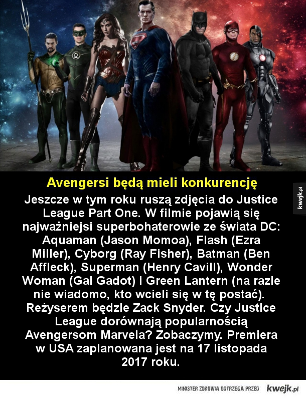 DC Comics w natarciu