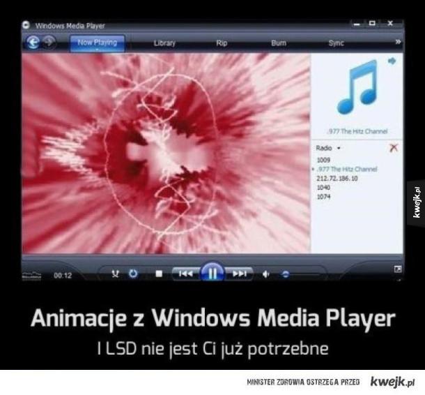 Animacje z Windows