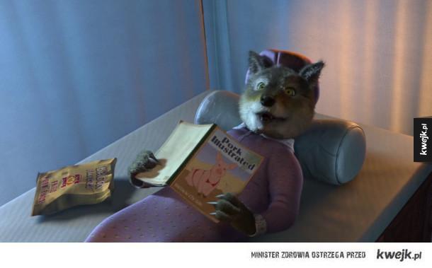 Też nie zauważyliście co czyta? :)