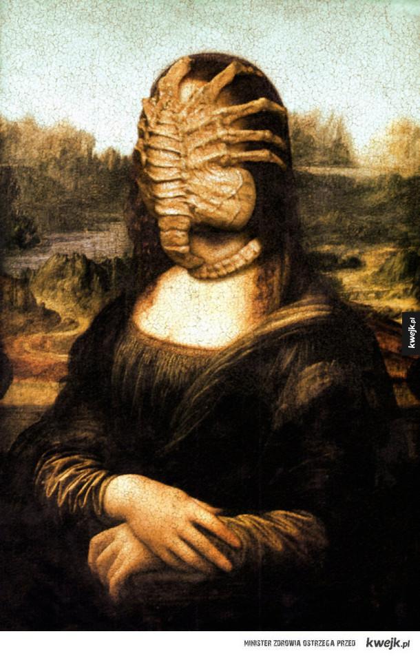 Dama z obcym