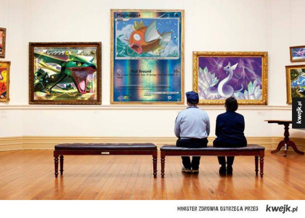 Współczesne galerie sztuki