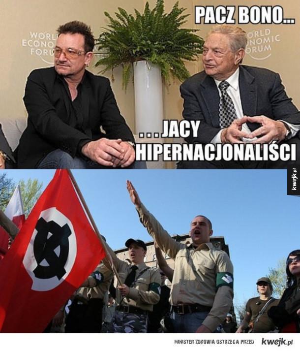 Narodowcy to nie faszyści