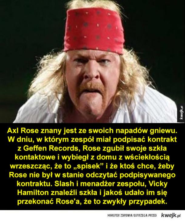 Kilka faktów o Guns N' Roses