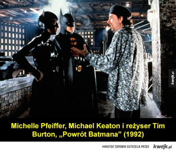 Zdjęcia z planów filmowych hitów lat 90.