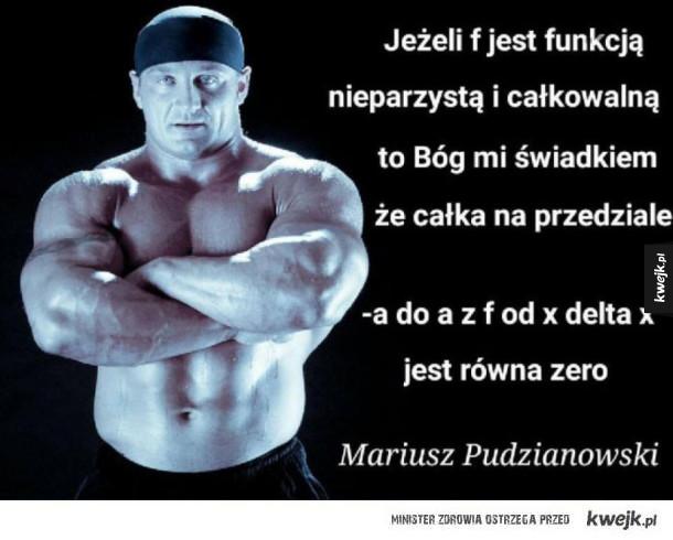 Mariusz mówi jak jest