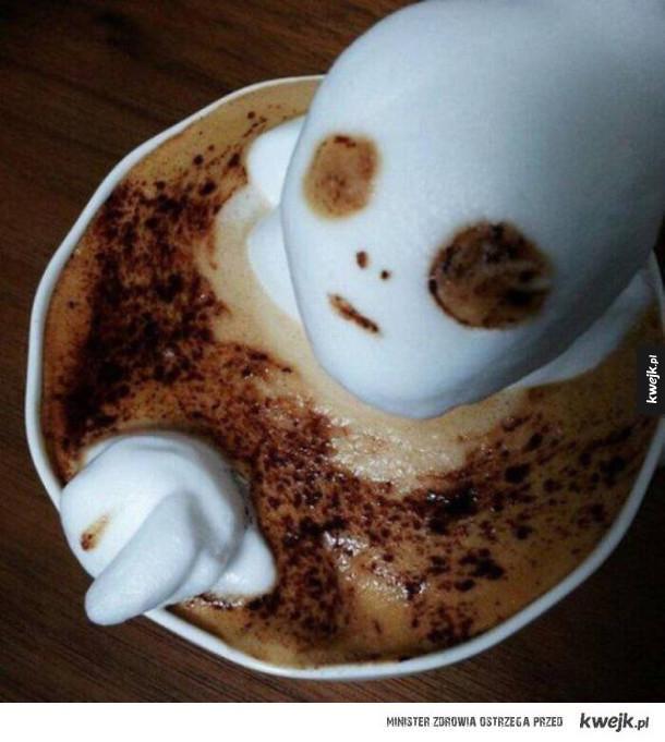 Gdy umiesz robić kawę