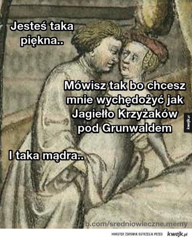 Podryw w średniowieczu