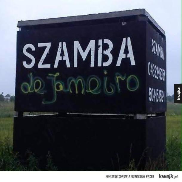 Szamba.