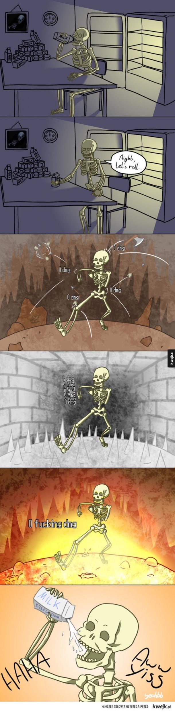 Co ten szkielet