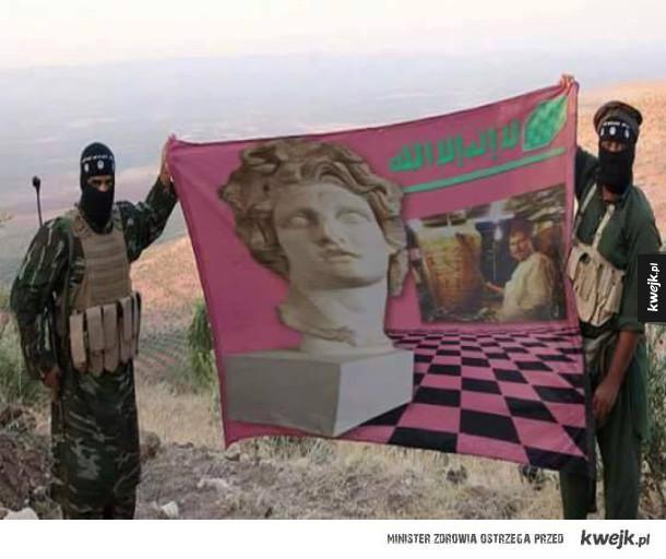 Teraz terroryści będą terroryzować Vaporwavem