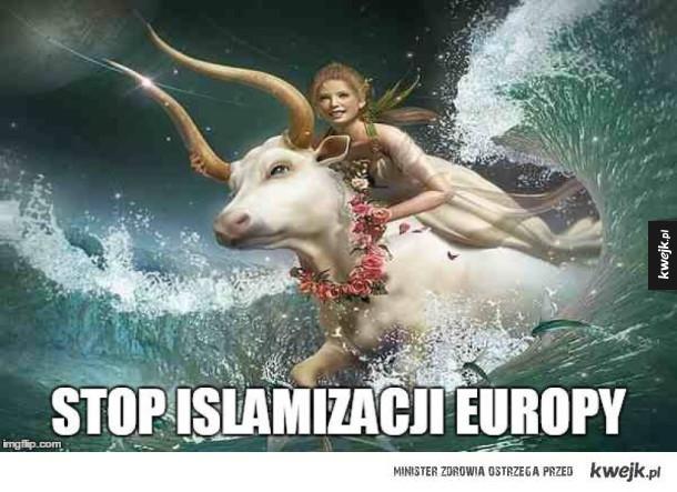 Stop islamizacji