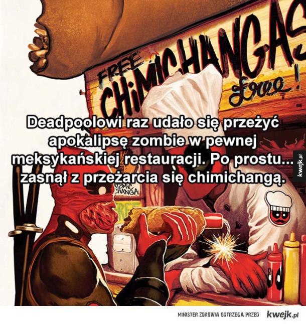 Lekko bezużyteczne informacje o superbohaterach, cz. 2