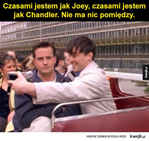 joey i chandler