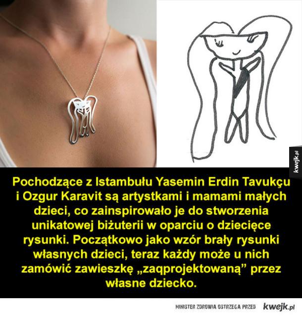 Bajkowa biżuteria kreatywnych mam