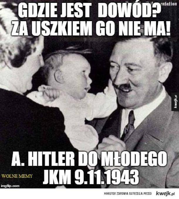 Hitler nic nie wiedział o holocauście