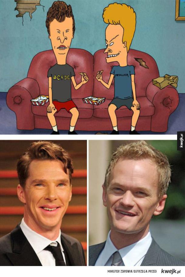 Podobieństwo jest nieprzypadkowe