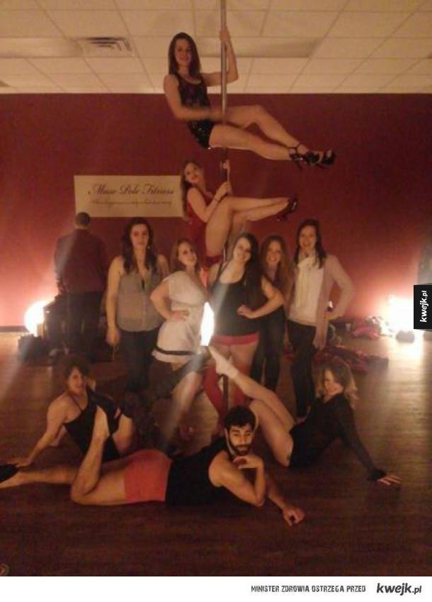 Z klubu pole dance