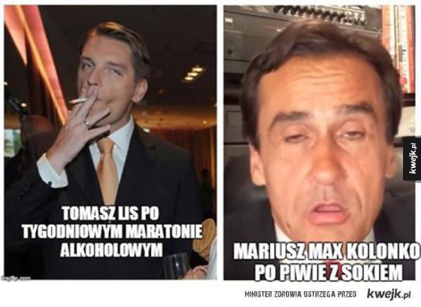Lis vs. Max