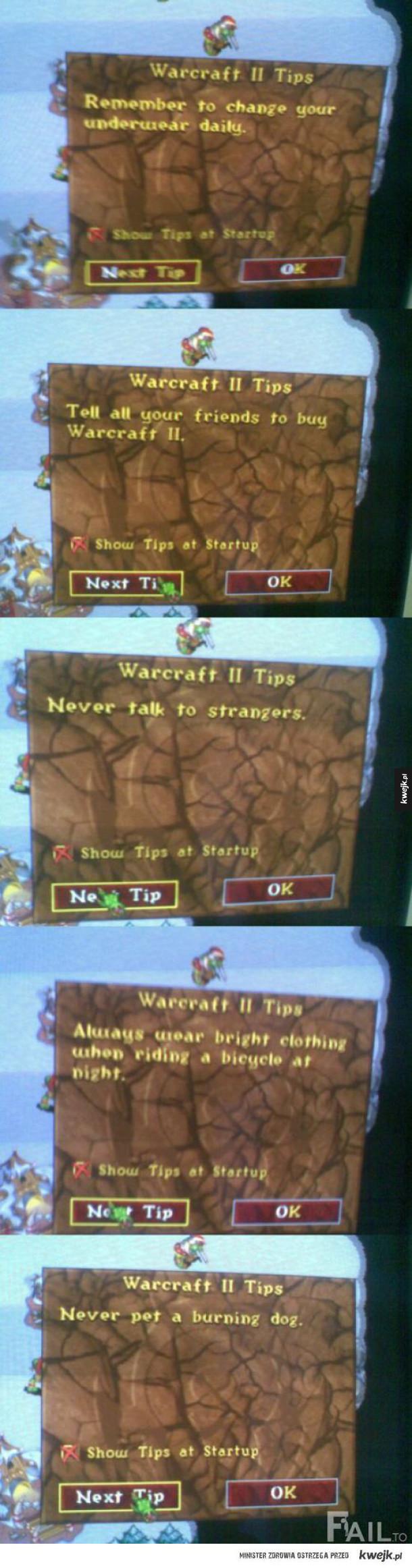 Warcraft II najlepiej