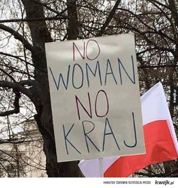 No woman no kraj