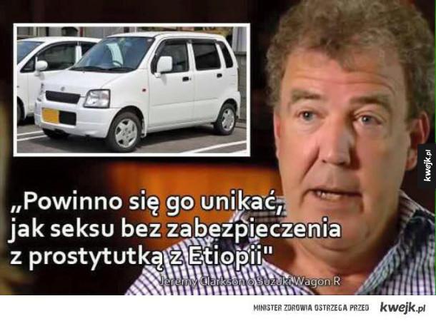 Cała prawda o Suzuki