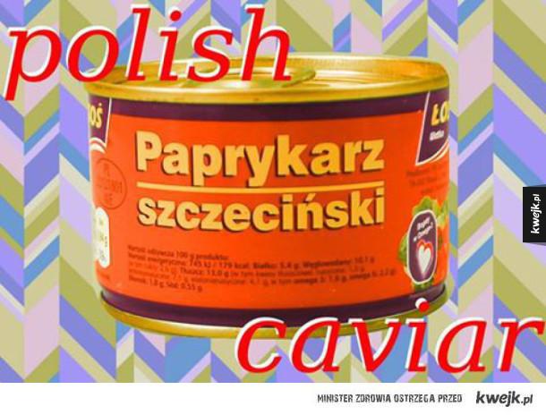 Polski kawior