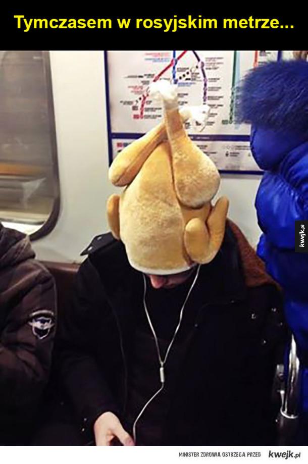 Tymczasem w metrze
