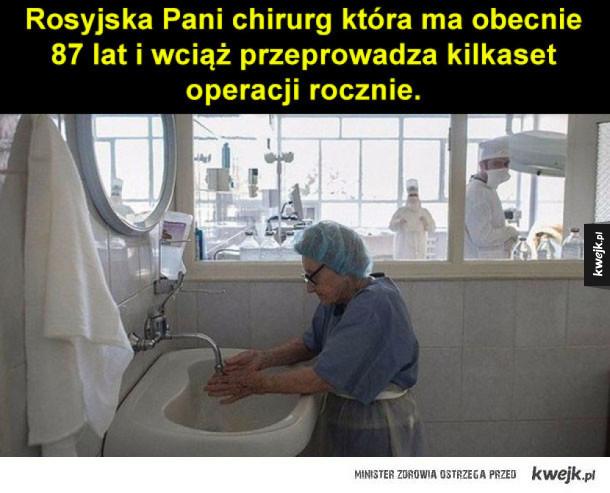 pani chirurg