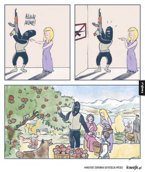 Sposób na terroryzm