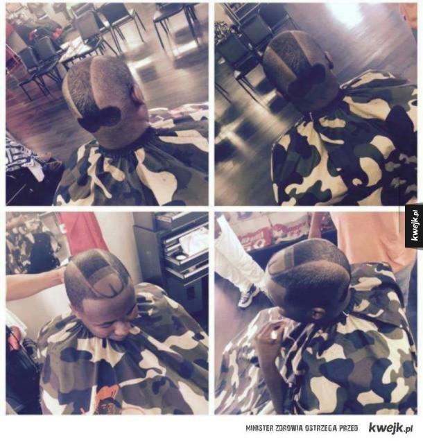 Cudowna fryzura