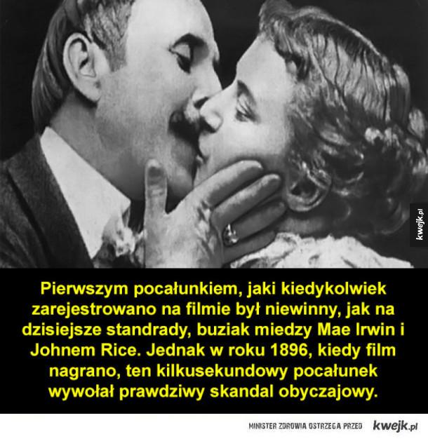 Pocałunki, które przeszły do historii kina