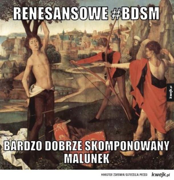 Renesansowe bdsm