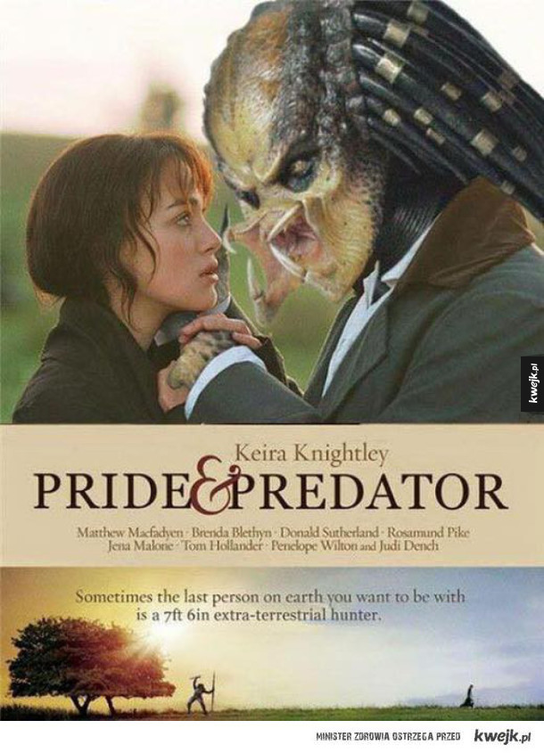 Pride & Predator