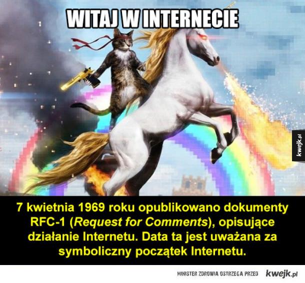 Urodziny Internetu!