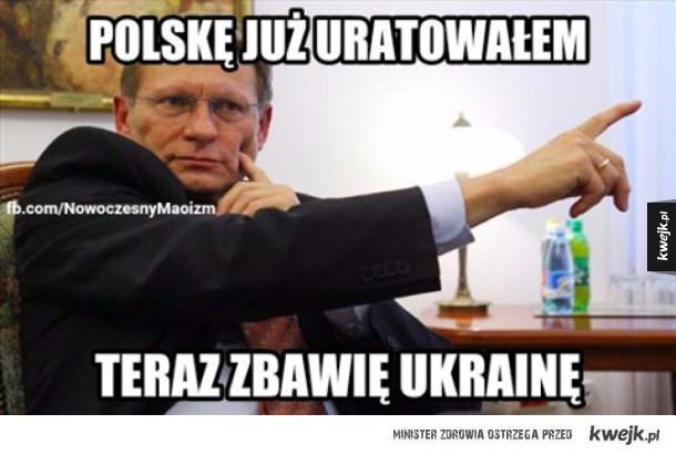 Balcerowicz musi odejść!