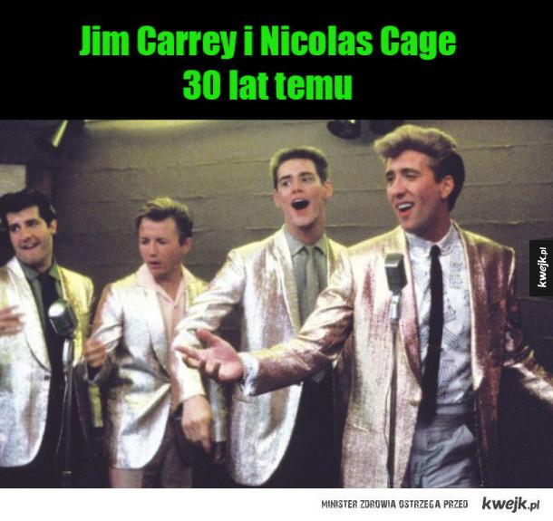 Jim Carrey i Nicolas Cage