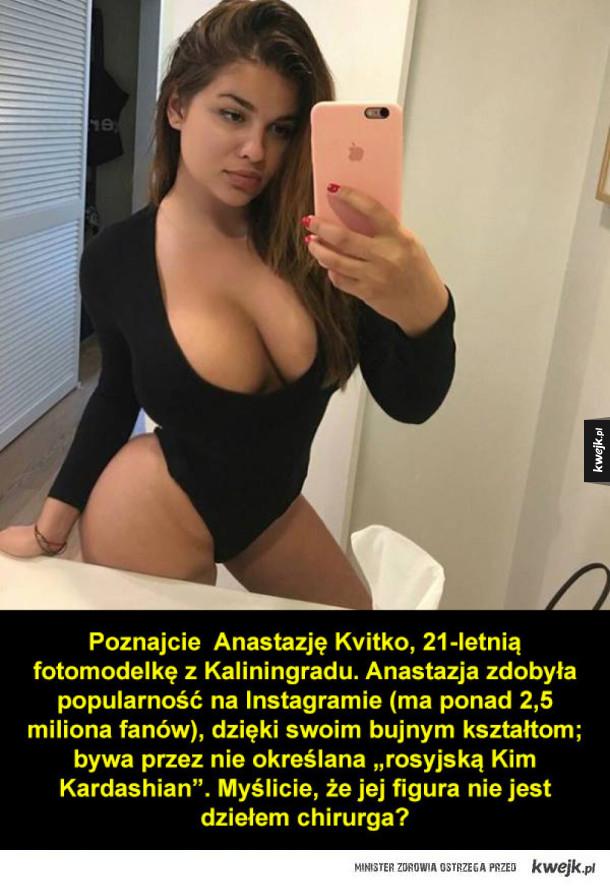 Rosyjska Kim Kardashian