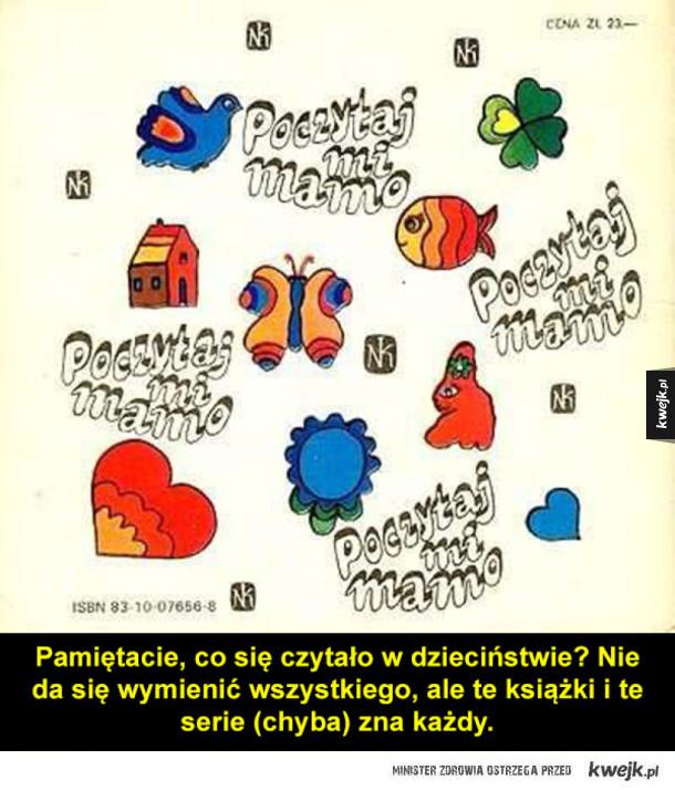 Książki naszego dzieciństwa