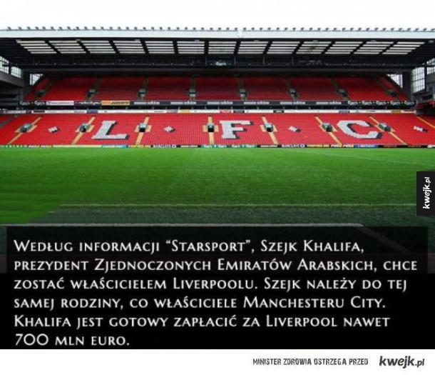 Kolejny europejski klub...