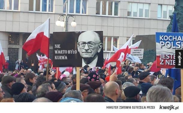 """Stonoga + Bartoszewski """"Warto być przyzwoitym"""""""